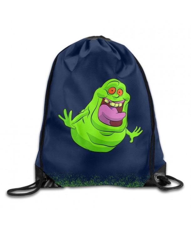 Ghostbusters Shoulder Drawstring Backpack Rucksack