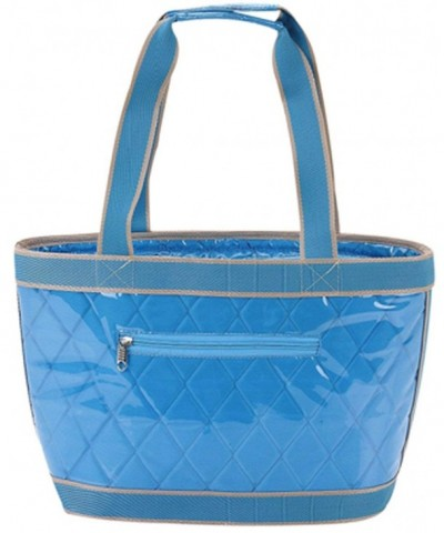 Quilted Insulated Tote Bag Shoulder