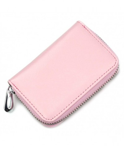 Womens Samall Credit Holder Leather