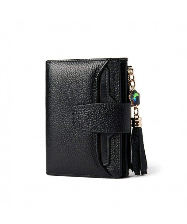 Fashion Genuine Leather Wallets Function