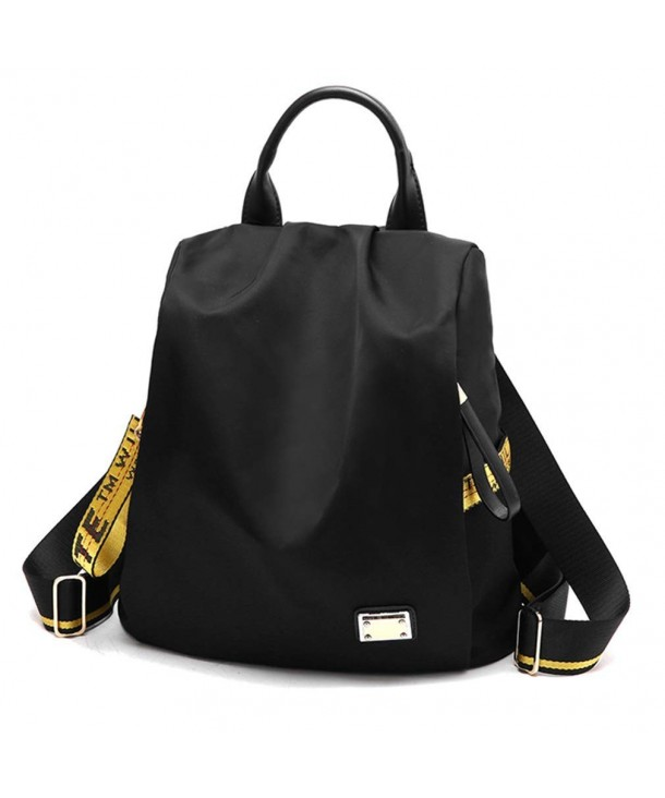 Women Fashion Backpack Sprite College