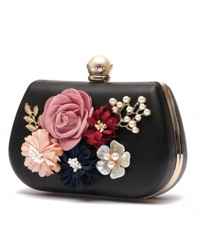 Ali Victory Flowers Evening Handbags