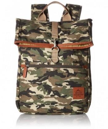 Buxton Expedition Huntington Fold Over Backpack