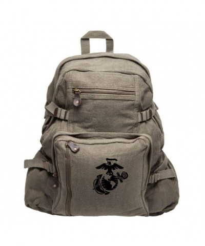 Marine Fidelis Army Heavyweight Backpack