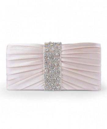 Emour Evening Wedding handbag Champagne