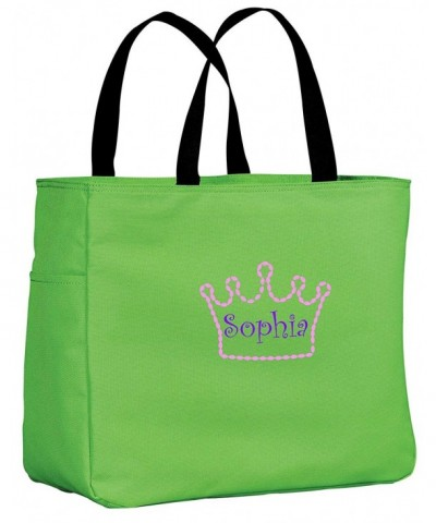 Personalized Embroidered Crown Essential Bright