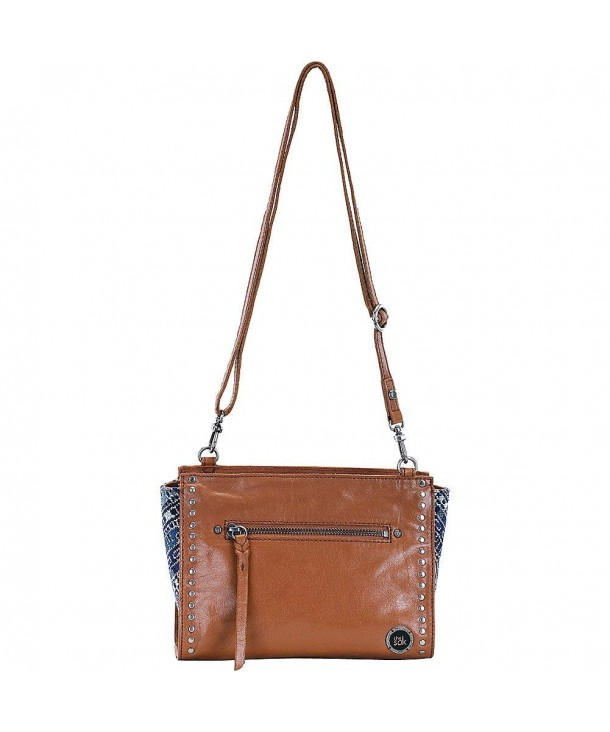 Sak Womens Cabrillo Crossbody Diamond