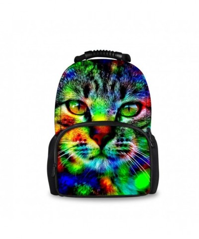 Showudesigns Print Travel Backpack Shoulder