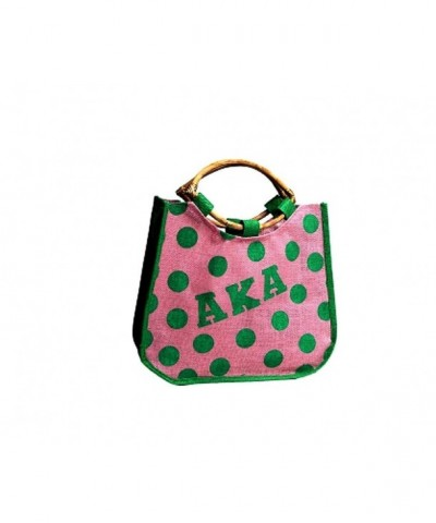 Alpha Kappa Sorority Green Round