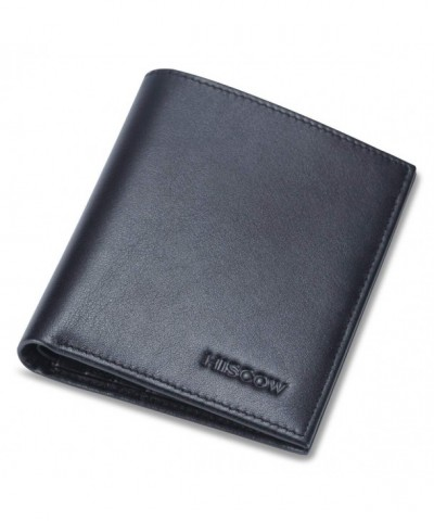 HISCOW Bifold Wallet Credit Slots