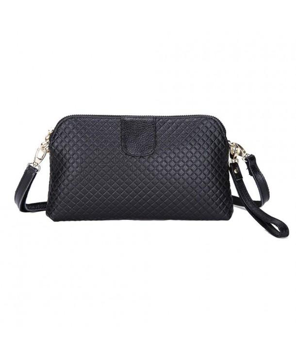 SEALINF Leather Shoulder Crossbody Handbag