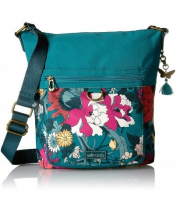 Sakroots Kilo Crossbody Flower Power