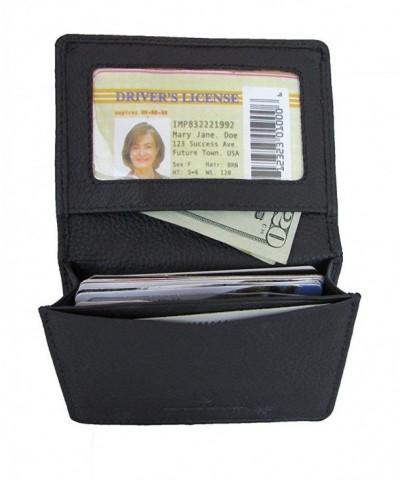 Duvalini Leather Purpose pocket business
