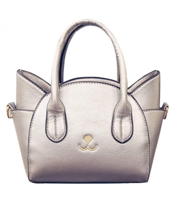 Womens Handbag Satchel Leather Crossbody