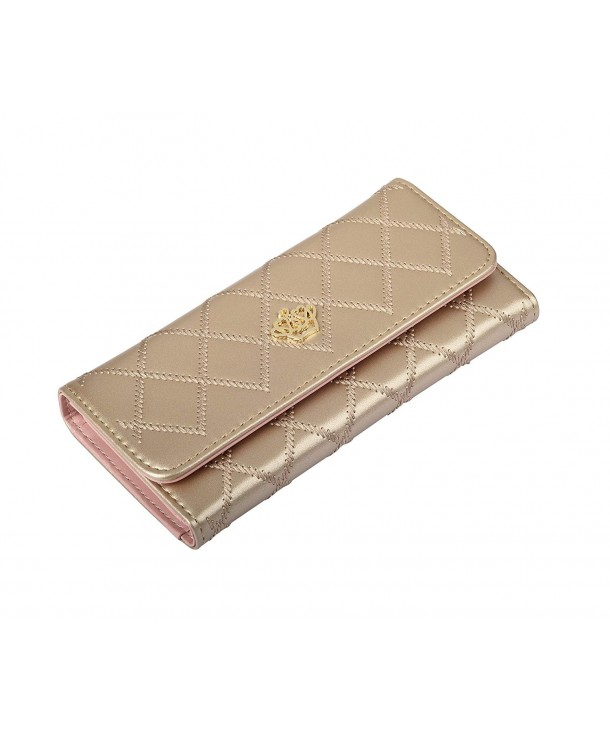 VIVOCH Blocking Wallet Ladies Leather