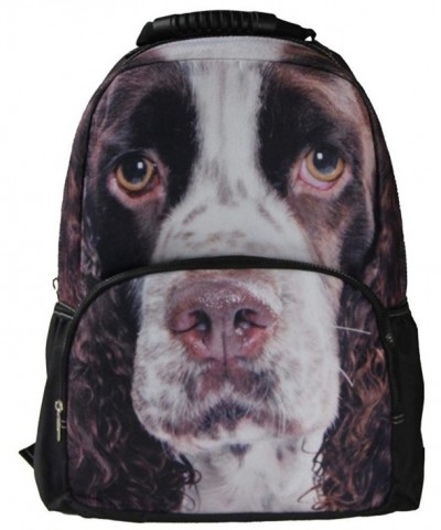 Animal Springer Spaniel Backpack Stereographic