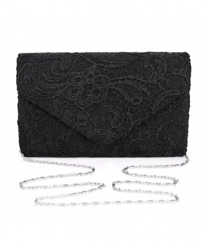 Kisschic Elegant Envelope Evening Handbag