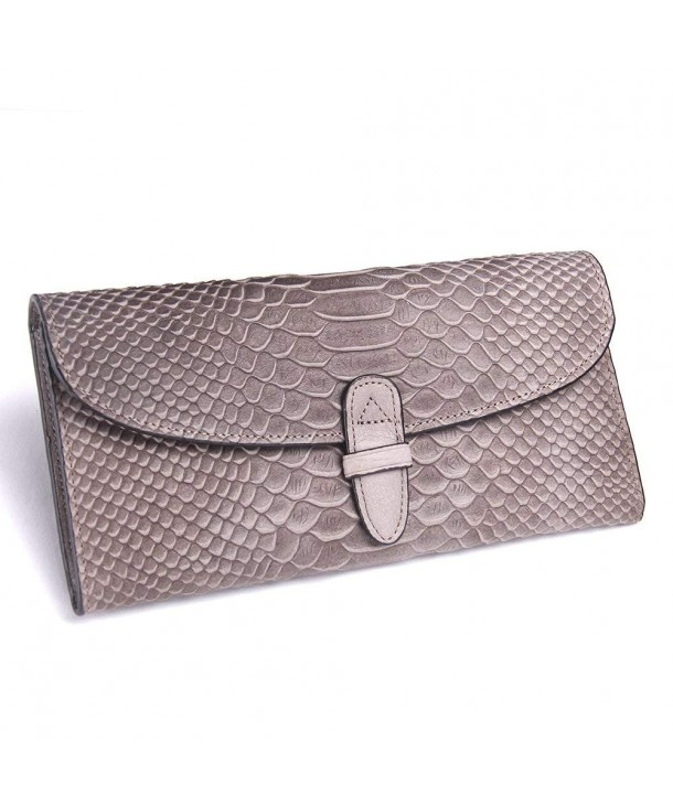 Contacts Genuine Leather Womens Envelope