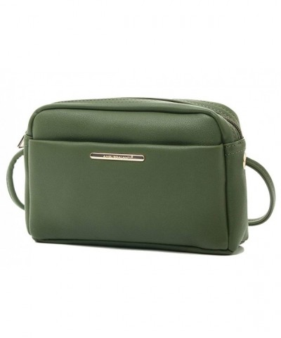 Small Crossbody Mini Purse Green