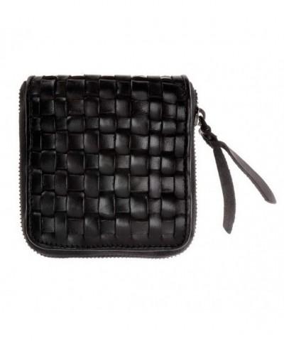 ZLYC Leather Bifold Wallet Organizer