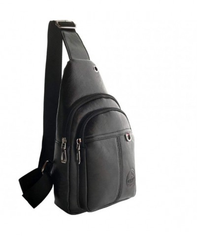 Sling Bag Premium Crossbody Backpack