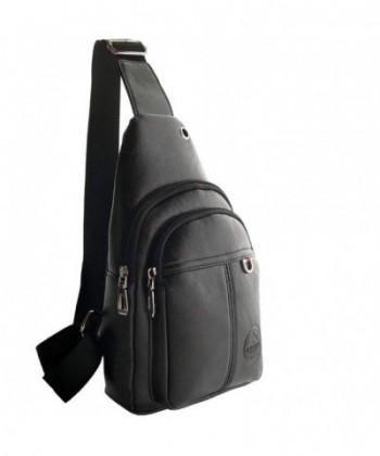 Sling Bag Premium Crossbody Backpack