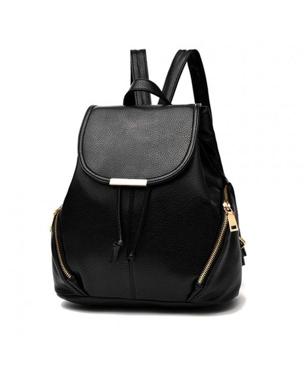 BAIGIO Fashion Backpack Drawstring Shoulder x
