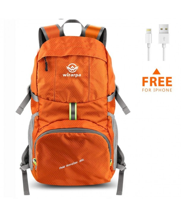 Wirarpa Foldable Backpack Lightweight Clearance