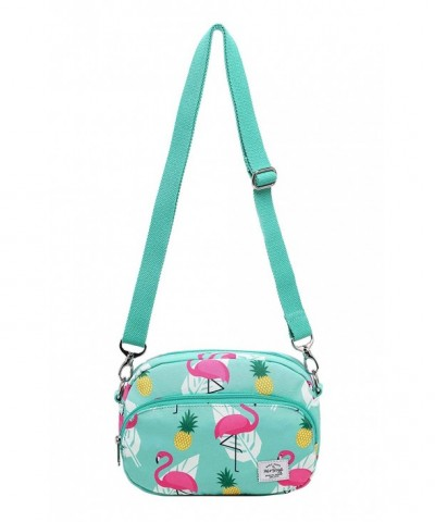 MIETTE Girls Crossbody Messenger Flamingo