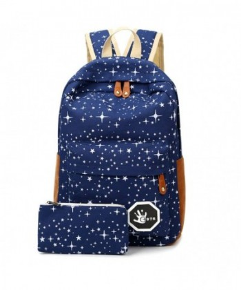 Backpack PCEPEIVK Student Rucksack Shoulder