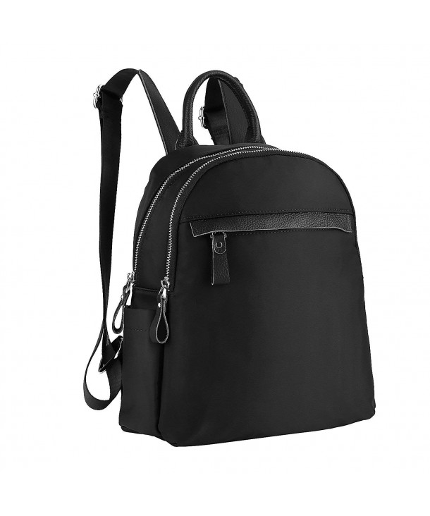 Missalis Backpack Leather Casual Lightweight