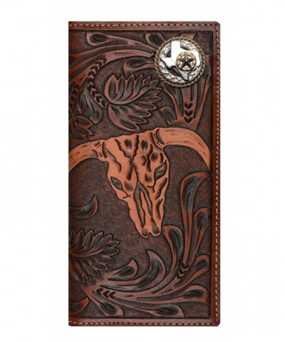 Custom Company Texas Checkbook Wallet