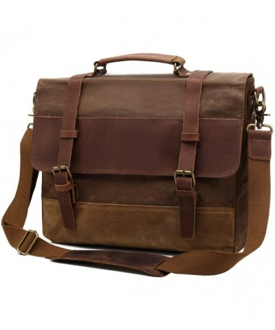 Kenox Briefcase Messenger Waterproof Shoulder
