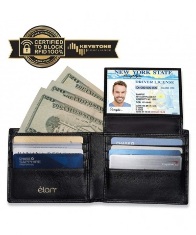 RFID WALLET MEN Electronic Technology