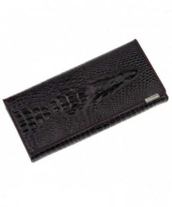FakeFace Leather Alligator Pattern Crocodile