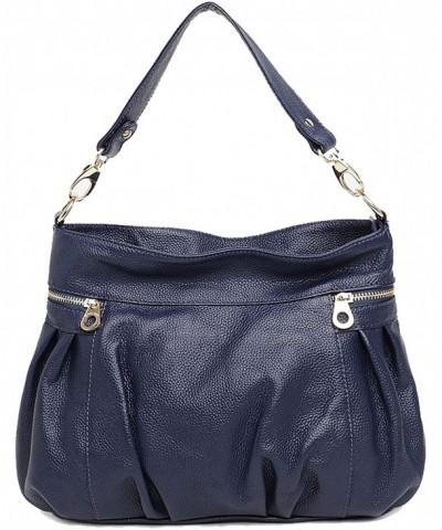 Leather Shoulder Handbags Crossbody Satchel