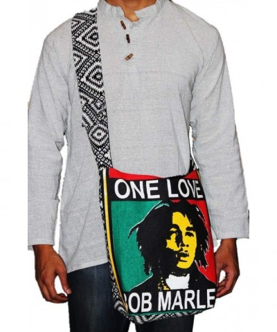 TRIBESMANGOLD BOB MARLEY eddition Shoulder Crossbody