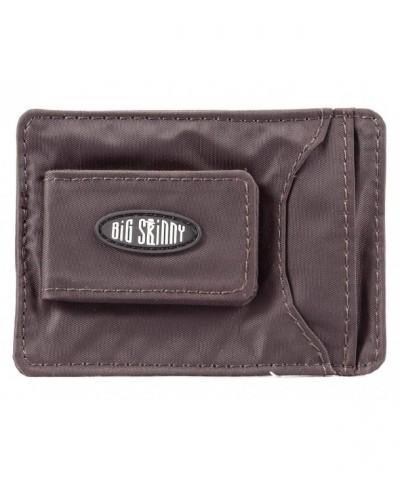 Big Skinny Magnetic Money Wallet