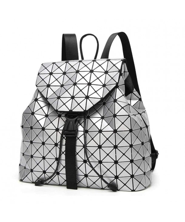 DIOMO Geometric Lingge Backpack Shoulder