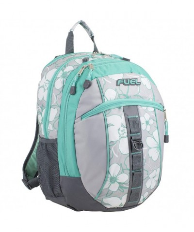 Active Multi Functional Backpack Silver Turquoise