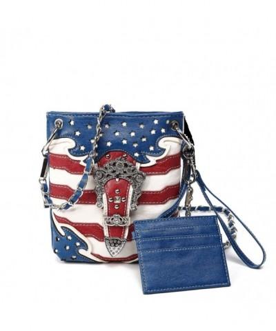 Crossbody Handbag Purse Converts Stripes