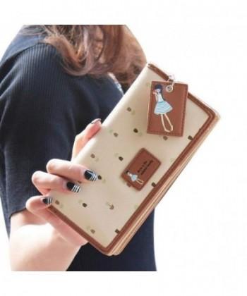Vovotrade TM Elegant Clutch Wallet