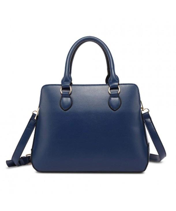 OMIU Handbags Leather Fashion Shoulder