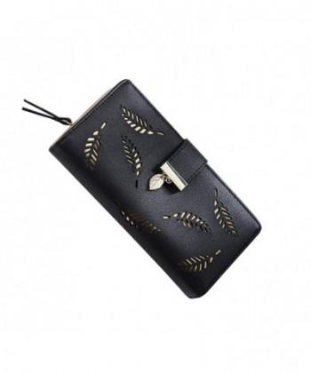 BBPPDD Womens Wallet Leather Elegant