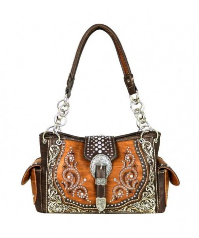 MW586 8085 Montana West Collection Satchel