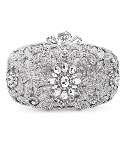 Luxury Crystal Clutch Rhinestone Evening
