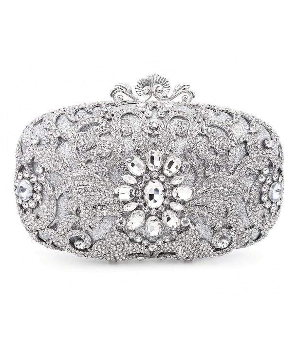 Luxury Crystal Clutch Rhinestone Evening