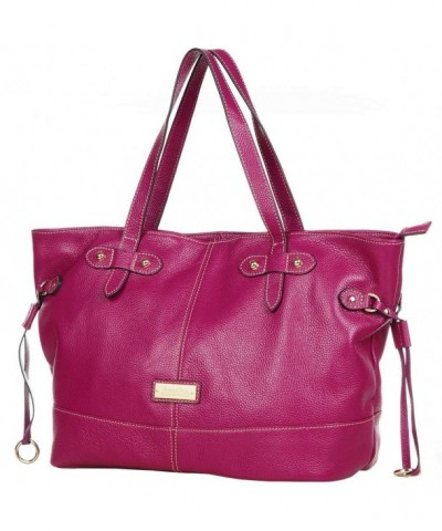 aretha Genuine Leather Weekend Shoulder