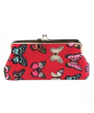 Wallet toraway Vintage Butterfly Clutch