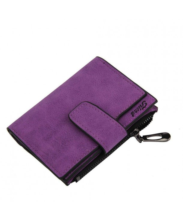 Baomabao Leather Wallet Bifold Holder